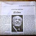 <b>Borges</b> face à Montalban : La littérature