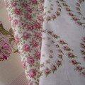 Le mercredi c'est......tissus fleuris