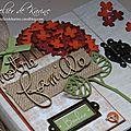 Mini Album et son coffret - Pure Lorelaïl Design 4
