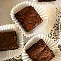 brownie traditionnel