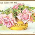 Carte Petites fleurs