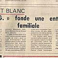 PDG_Carnet Blanc_France Guyane 9 septembre 1986