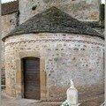Chapelle St.Bérain sur Dheune (71) - monument historique