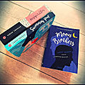 Moon <b>Brothers</b>- Sarah Crossan