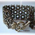 Bracelet Kisviragos