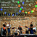 THIXOTROPE Jazz