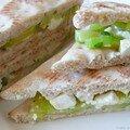 Sandwich fraicheur pour vrai pique-nique