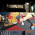 [street art in nantes] sur le mur d'expression graphique