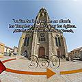 La fin du Paganisme en Gaule, les Temples remplacés par les églises. (Saint Martin de Tours)