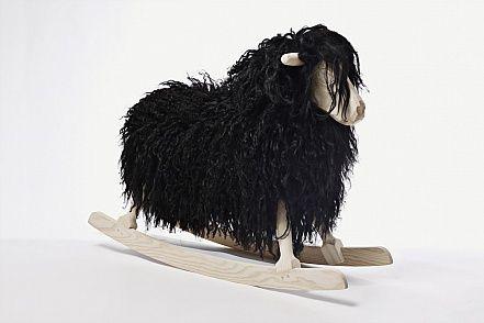 Made in DK * Mouton noir