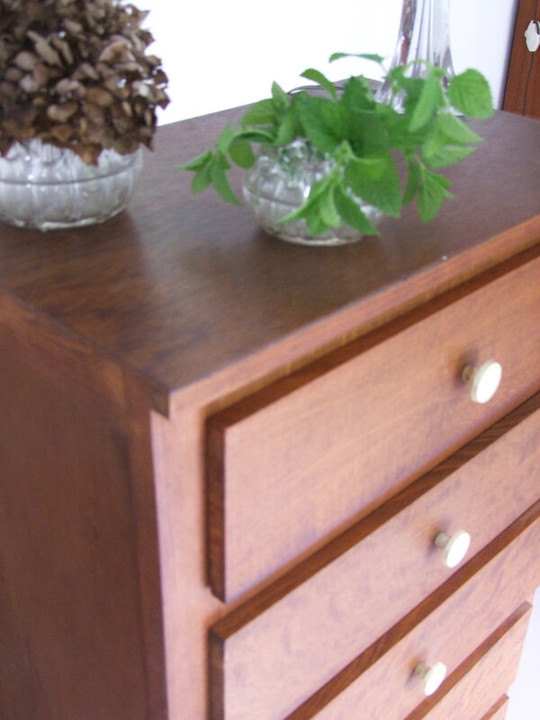 Commode ciffonnier vintage