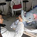 Néo et son éléphant