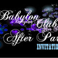 After Paris <b>Babylon</b> Club