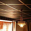 Dormir sous un plafond noir