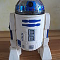 Ma collection <b>R2D2</b>