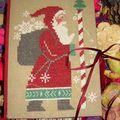 Santa... pour un pique-aiguilles