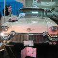 Cadillac sedan hardtop 1957 kit continental