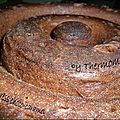 Gâteau express chocolat caramel TMX 2