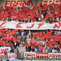 [Photos tribunes] Nancy - Marseille, saison 2008/09