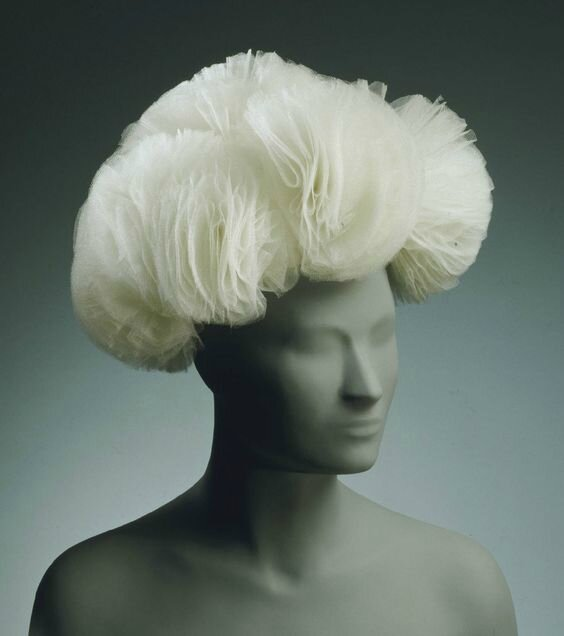 Woman's Hat by Cristóbal Balenciaga, c