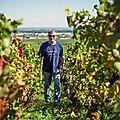 Un québécois vigneron en france !