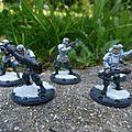 <b>Dust</b> tactics : grenadiers allemands
