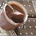 Pâte à tartiner choco-marron
