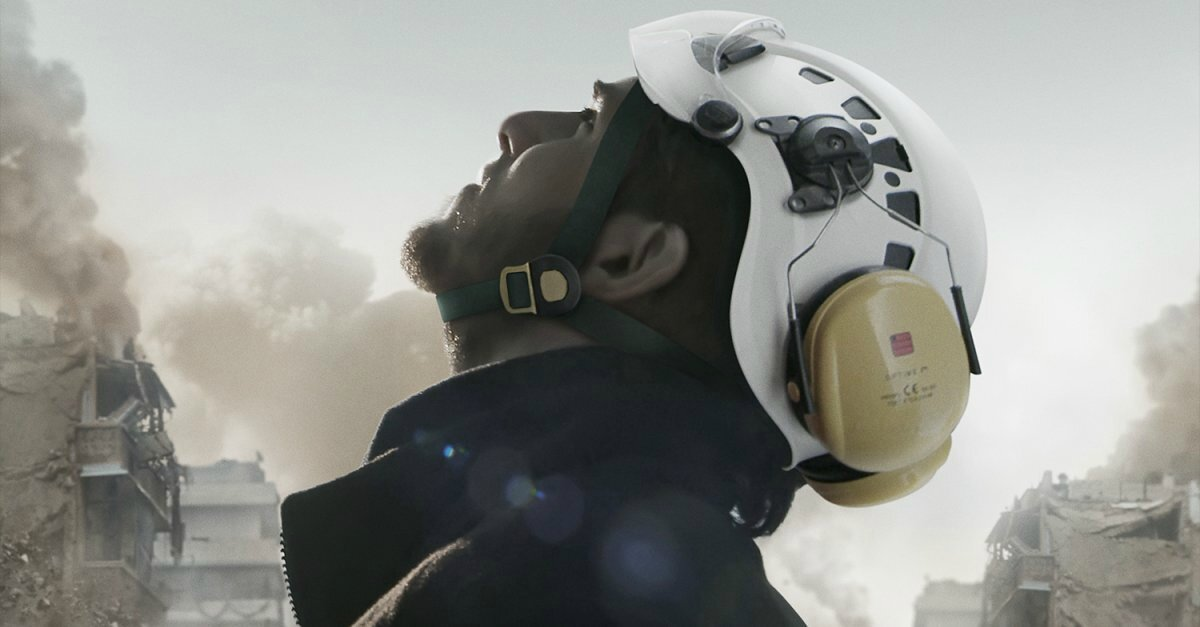 The White Helmets: proof that the illuminatis are behind the Syrian War