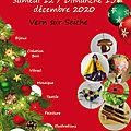 Noël d'Artistes , le 12 et 13 décembre 2020