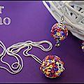 Couleur Fimo - Création de bijoux en argile polymère