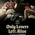 [critique] (10/10 ) ONLY LOVERS LEFT ALIVE par Christophe L.