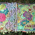 Nouveau livre textile