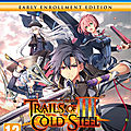 Test : <b>The</b> <b>Legend</b> <b>of</b> <b>Heroes</b> : Trails <b>of</b> Cold Steel III