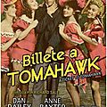 A ticket to tomahawk en dvd et vhs