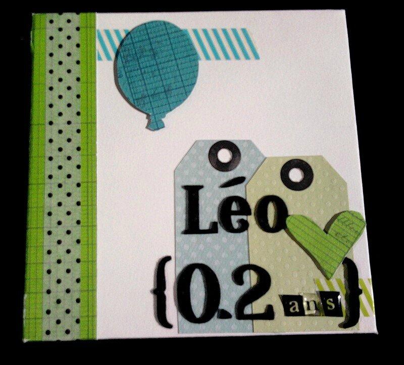 mini + pochette CD couverture