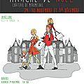 Premier <b>Marché</b> de <b>Noël</b> de l'année au Chateau de Miromesnil du 29 novembre au 1er décembre