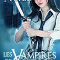 [CHRONIQUE] Les vampires de Chicago, tome 5 : Morsures en eaux troubles de <b>Chloe</b> <b>Neill</b>