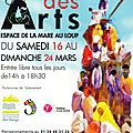 Salon des Arts du Perray en Yvelines - 2013