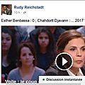 Rudy reichstadt fan de la complotiste de l'«islamisation» chahdortt djavann