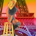 05A Texas girl in Paris