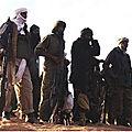 L'appel à l'aide des indépendantistes touaregs