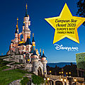 Disneyland Paris remporte les European Star <b>Awards</b> !