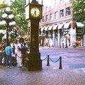Vancouver horloge