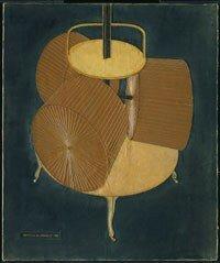 Marcel Duchamp, Broyeuse de chocolat n°2, 1914