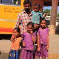 Le vendeur de samosas et ses filles