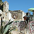 Musicien des ruines
