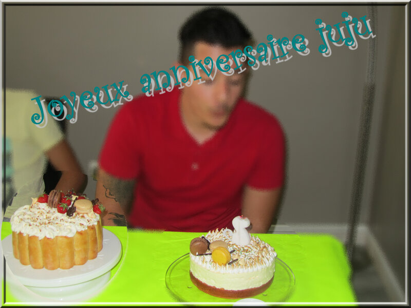 anniversaire juju