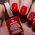 Review : Vernis London de <b>MAVALA</b>
