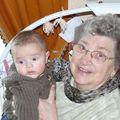 Brieuc rencontre son arrière grand mère