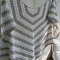Eva'shawl de fin d'été